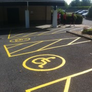 disabled bays, edmonton