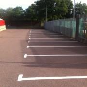 parking bays, guildford