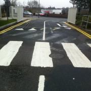 zebra crossing marking services